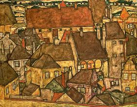 Yellow town 1914
