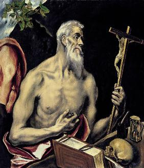 The Repentant Saint Jerome