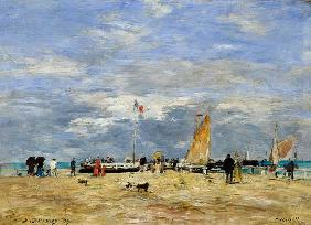 The Jetty at Deauville