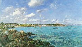 The Bay of Douarnenez