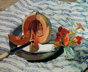 F.Vallotton / Still Life with Melon