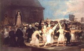 Procession of Flagellants