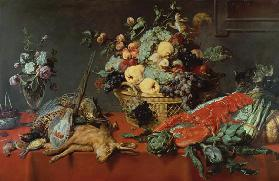 Still Life with Fruitbasket