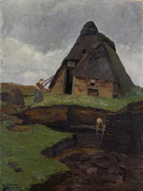 Mire Cottage with Child