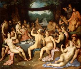 The golden age (bacchanalia)