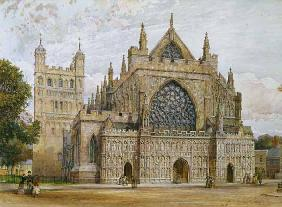 West Front, Exeter Cathedral