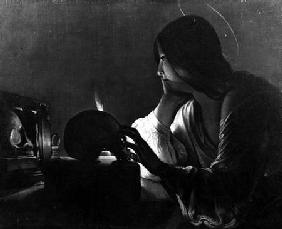 The Magdalene with the Mirror