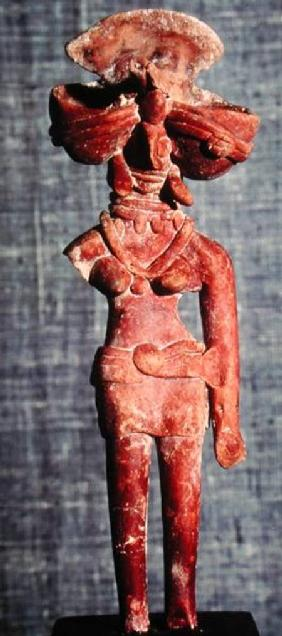 Figure of a Mother Goddess, from Mohenjo-Daro, Indus Valley, Pakistan