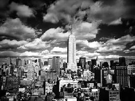 Sky over Manhattan