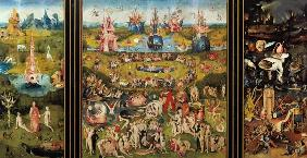 The Garden of Earthly Delights (interior side)