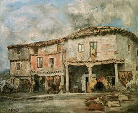 The House of the Tanner of Lerma