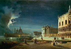 Venice by Moonlight