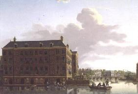 A View of Amsterdam