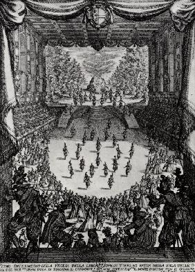 "Illustration for Theatre play ""The interim Games"" by Andrea Salvadoris (first episode)"