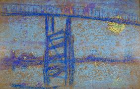 Nocturne: Battersea Bridge
