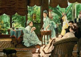 In the Conservatory (The Rivals)