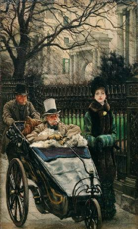 Tissot, The Convalescent