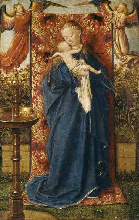 Madonna at the Well