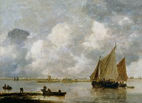 The Haarlemer sea