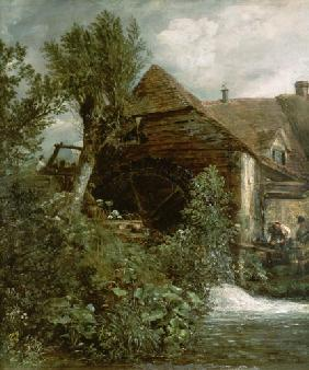 Watermill at Gillingham, Dorset