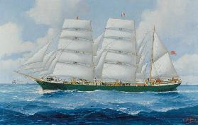 "The Barque ""Kilmeny"""