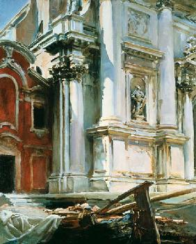 Church of San Stae, Venice