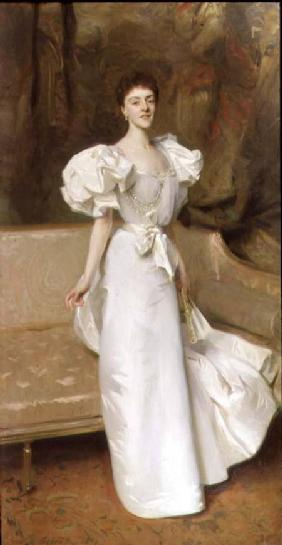 Portrait of the Countess of Clary Aldringen