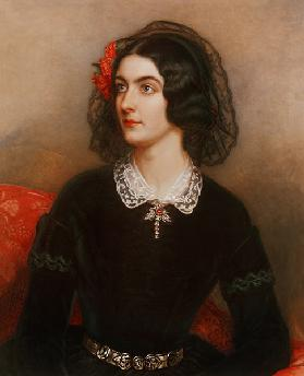 Portrait the Lola Montez (1820-1861)