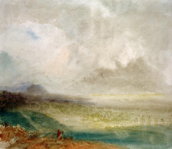 W.Turner, Rhône Valley near Sion