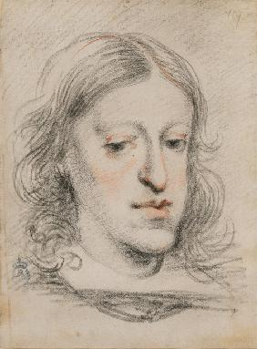 Portrait of Charles II of Spain
