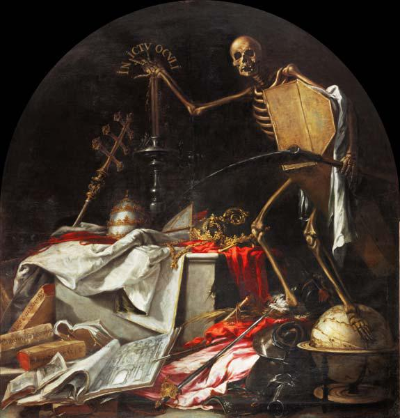 Allegory of Death: In Ictu Oculi