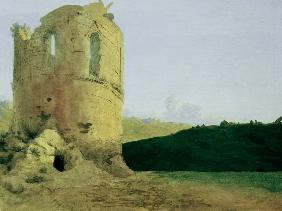Ruins of a Circular Tower
