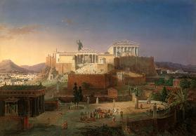 The Akropolis of Athens