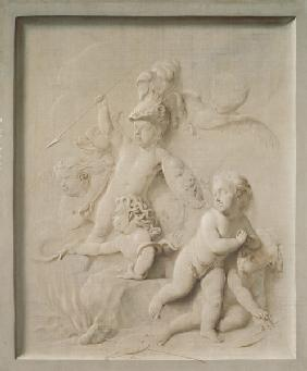 Allegory on the Arts (grisaille)