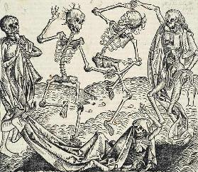 Dance of Death (from the Schedel's Chronicle of the World)