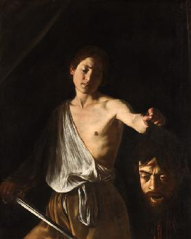 David with the Head of Goliath 1605