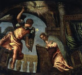 Annunciation / Veronese / C16th