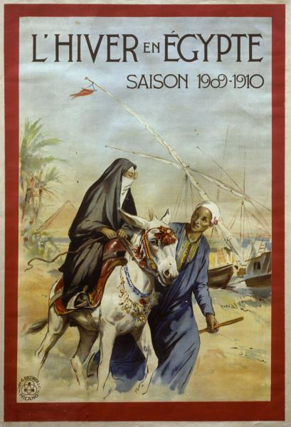 Advert for Trip to Egypt