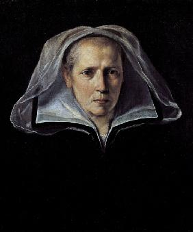 G.Reni / Portr.of a Widow /Paint./c.1630