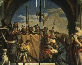 Presentation in the Temple / Veronese