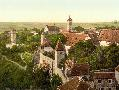 Rothenburg o.d.T., City Wall