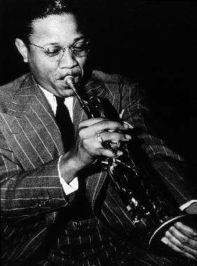 Roy Hines, jazz trumpet player