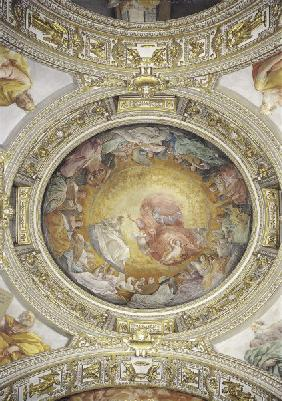 Reni / The Assumption of Mary / c.1609