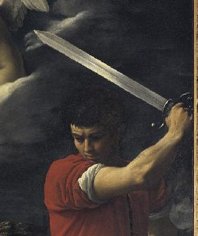 Reni/The martyrdom o.St.Catherine/Detail