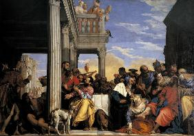 Veronese / Banquet at the House of Simon