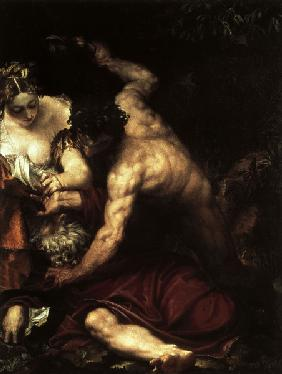 Veronese /Temptation of St.Anthony/ 1552