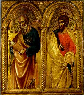 Apostles Saint James and Saint Bartholomew
