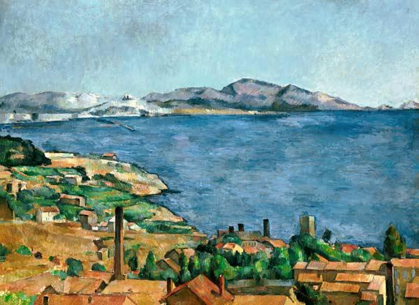 Gulf of Marseille, View from Estaque