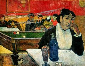 Night café in Arles