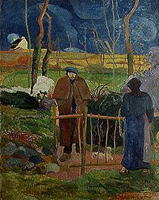 Voucher at-home day, Monsieur Gauguin